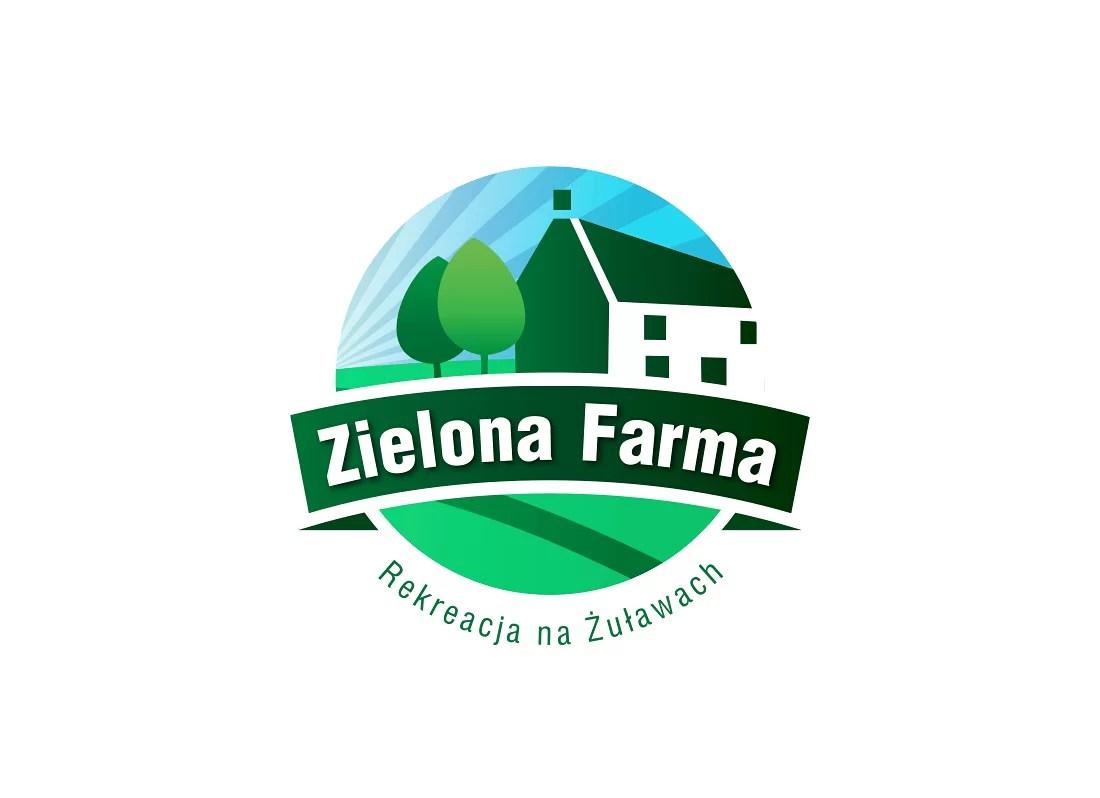Projekt logo ekologicznego gospodarstwa