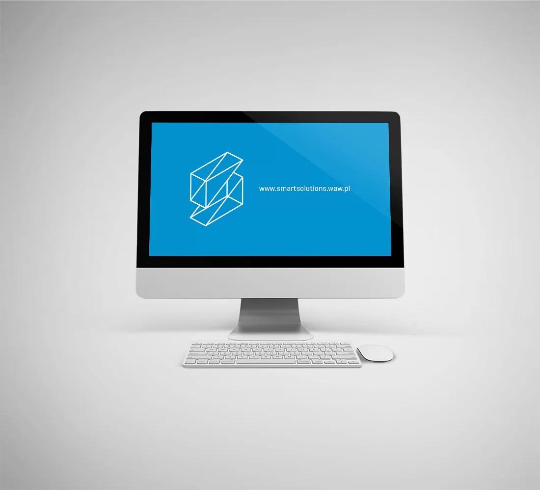 Smart Solutions identyfikacja wizualna firmy