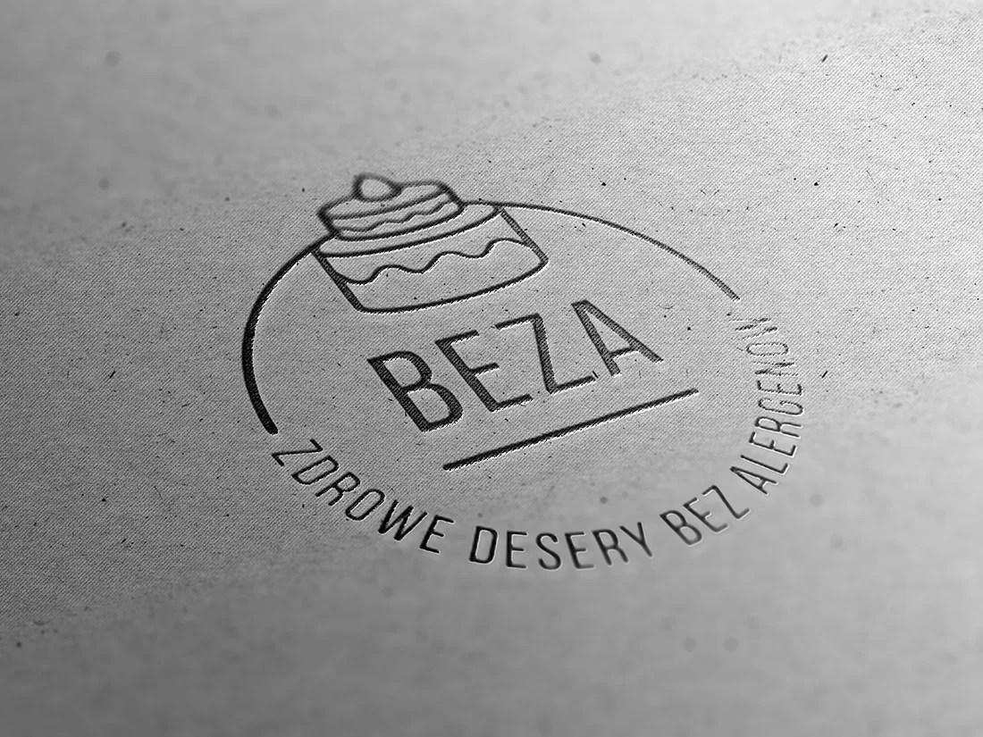 Logo dla cukierni