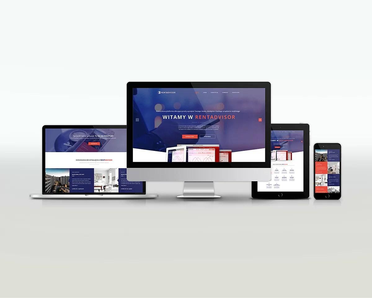 Projekt logo oraz strona www