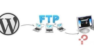 Wordpress FTP