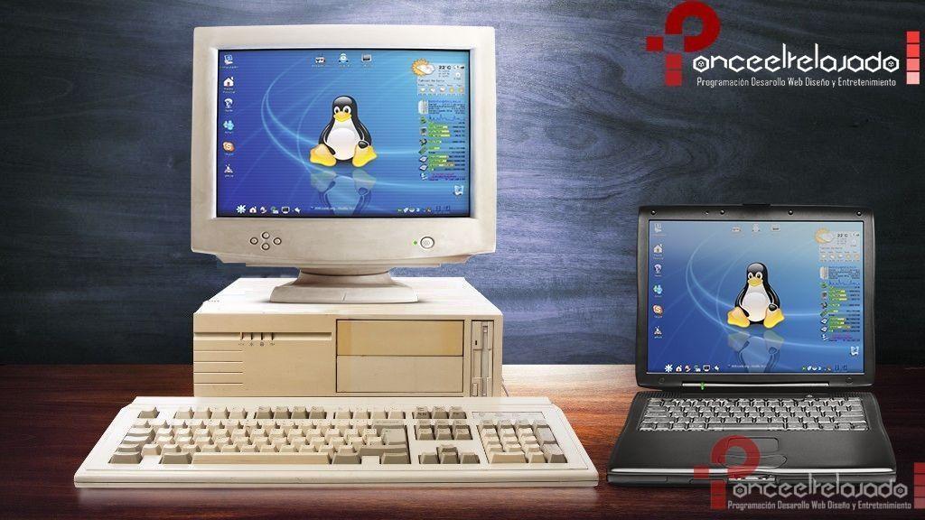 Distribuciones linux livianas para computadores con bajos