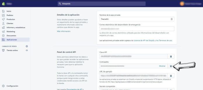 Guía para editar código fuente de Shopify en local con Theme Kit 8