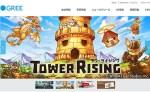 Websites DB:グリー株式会社 (GREE, Inc.)