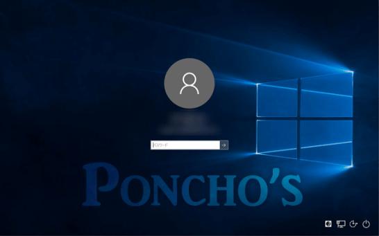 windows10でスタートアップ登録で自動設定