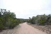 More wide trails