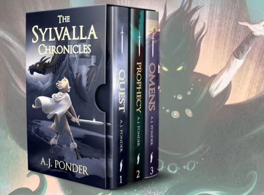 Quest to win giveaway series The Sylvalla Chronicles