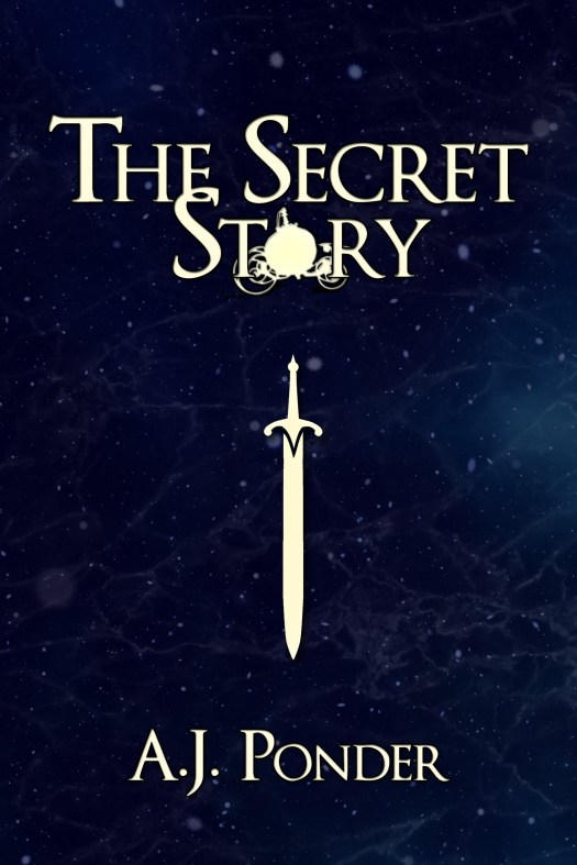 The Secret Story fantasy book by A.J. Ponder  Being a witch is dangerous, have you thought about taking up another, safer career path?