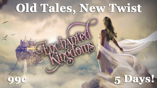 Looking out over a castle with only 5 days to go.  Countdown to Enchanted Kingdoms