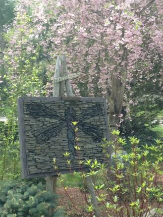 backyard art