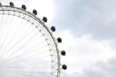London Eye. ©Violet Acevedo