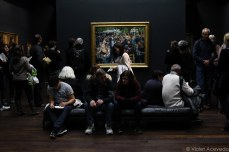 A break amongst the impressionists. © Violet Acevedo