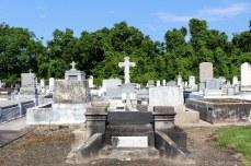 St. Patrick Cemetery is Irish Catholic. © Violet Acevedo
