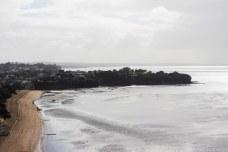 The view of Cheltenham Beach from North Head. © Violet Acevedo