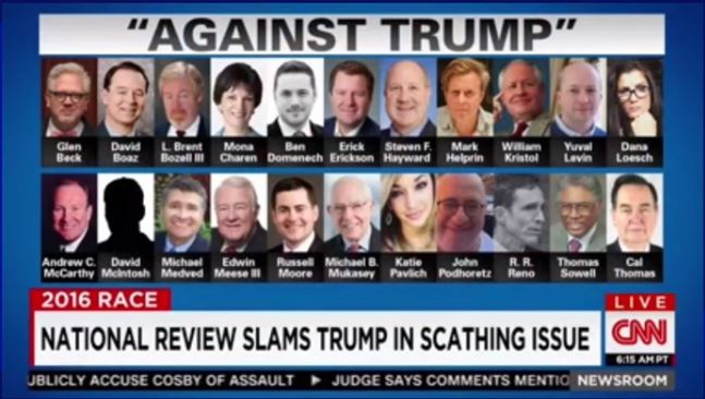 Image result for republicans opposed to trump