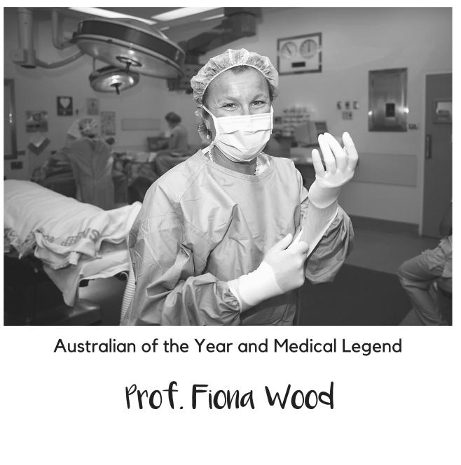 Dr. Fiona Wood