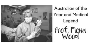 Fiona Wood Ponderings Australia Magazine