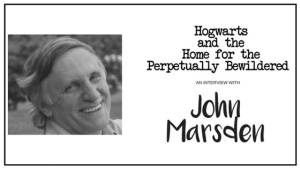 John marsden article Ponderings Magazine Australia