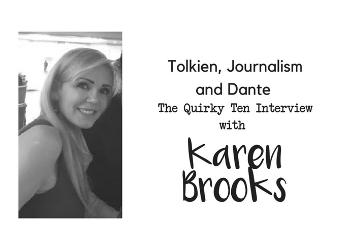 Tolkien, Journalism and Dante