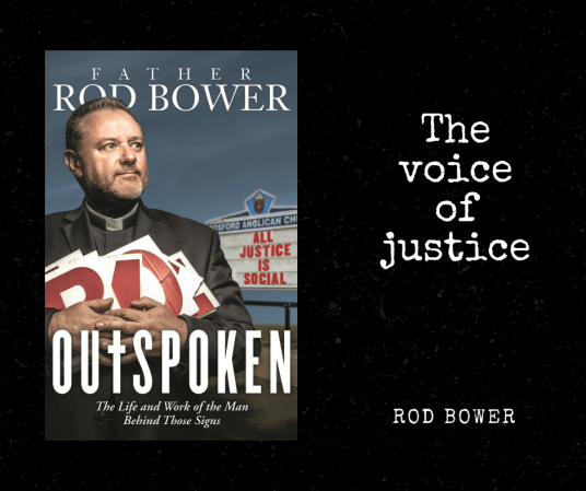 Outspoken by Fr Tod Bower Ponderings Magazine Australia