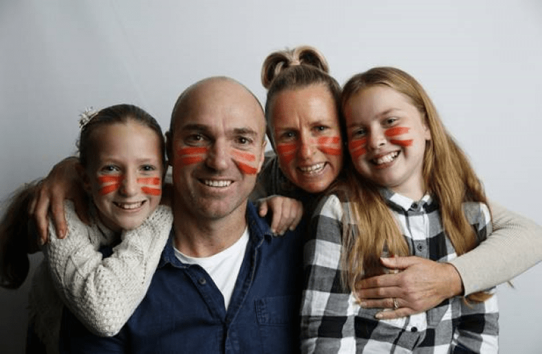One Brave Mother And 65 Roses, Geelong Social Media, Geelong Digital Media, Cystic Fibrosis