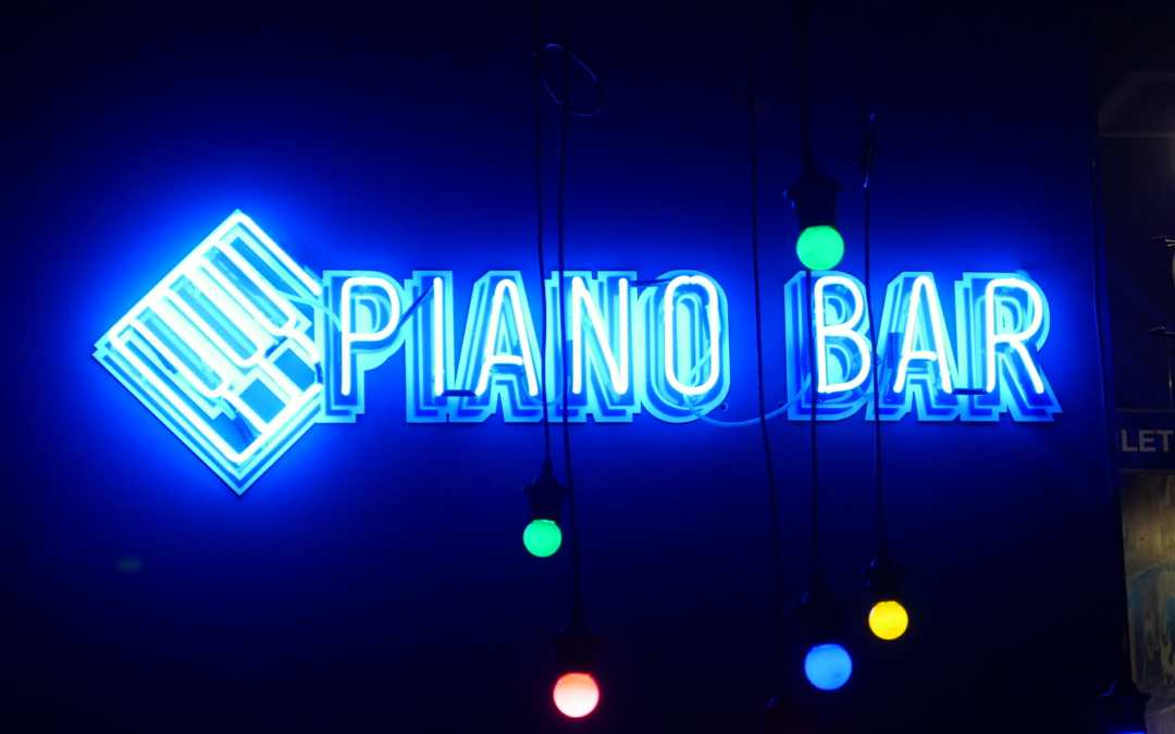 Piano Bar Harmonising Hope In The Face of COVID-19