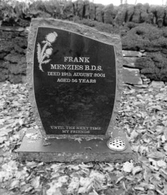 headstone, cemetery, scotland