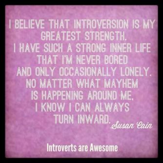 Introvert, quote