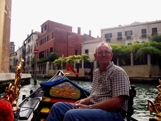 family vacation, Venice, Italy