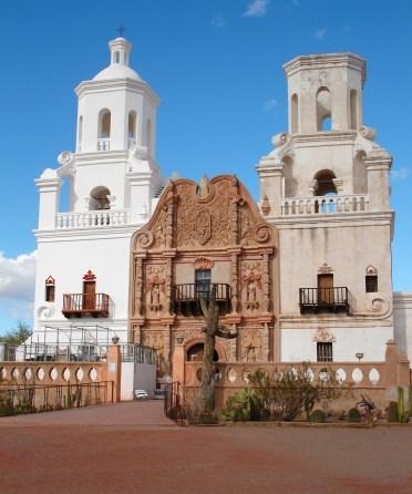 Mission San Xavier del bac, Arizona