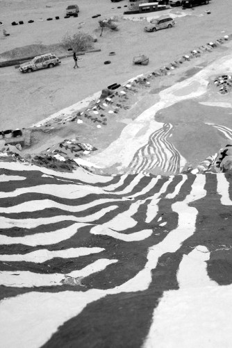 Salvation Mountain art installation southern California