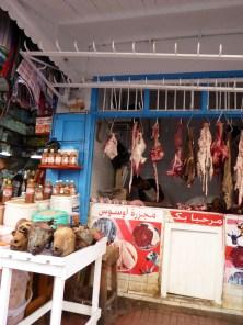 Morocco street stall