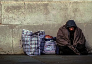homeless uk