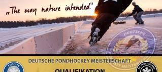 Qualifikation Schierke, Deutsche Pondhockey Meisterschaft