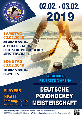 4. Pondhockey Qualifikation Schierke