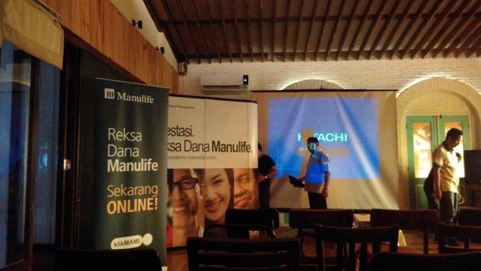 Acara Launching Reksa Dana Manulife di Yogyakarta   Dokumentasi Pribadi