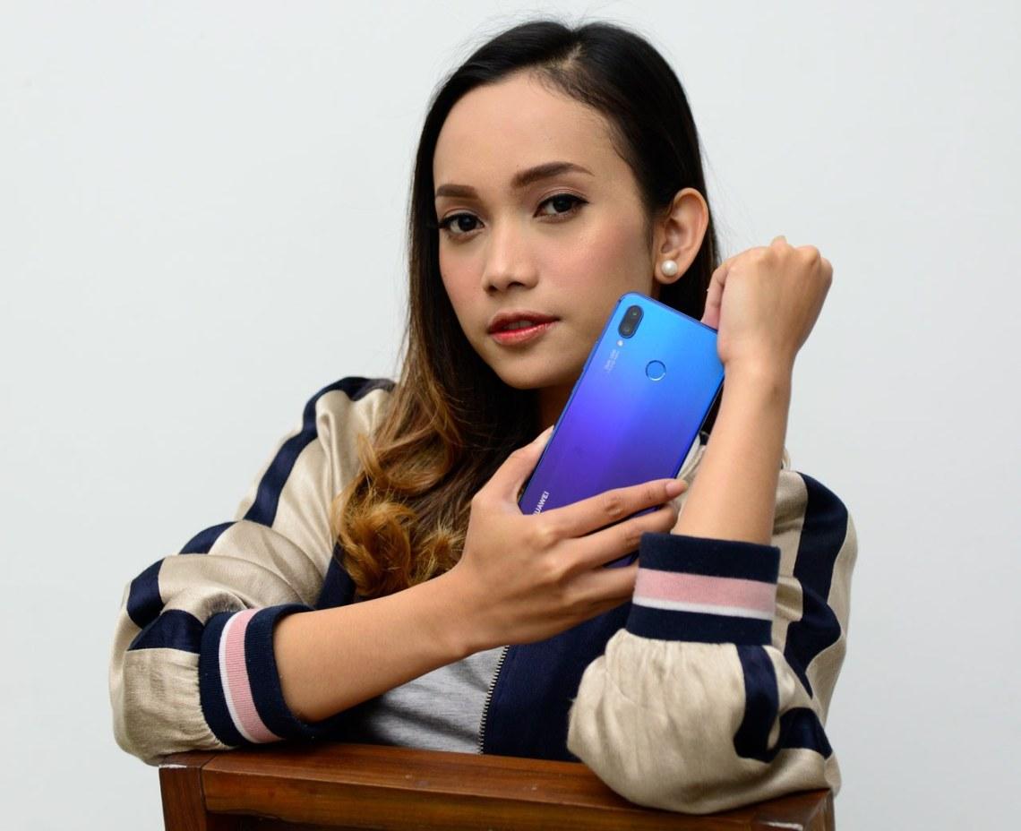 Irish Purple -Huawei Nova 3i