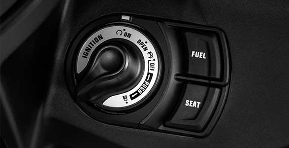 Smart Key System Yamaha Freego S  | Image Source: Website Resmi Yamaha