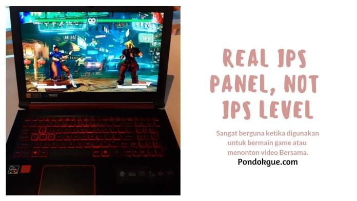 Real IPS Panel, Not IPS Level