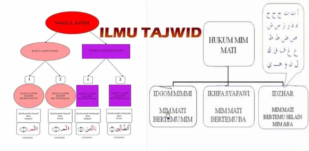 Dasar Hukum Tajwid