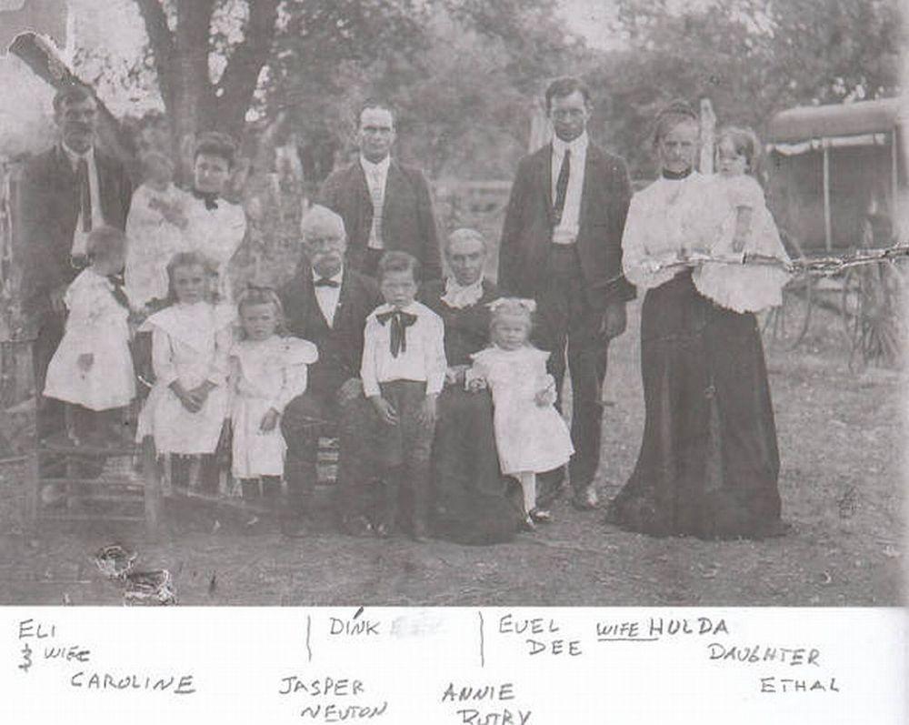 Laban Stewart & Family (2/6)