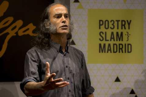 Luciano Sánchez del Águila   Poetry Slam especial por el Día Mundial de la Poesía 2014   Casa Museo Lope de Vega   21 de marzo de 2014