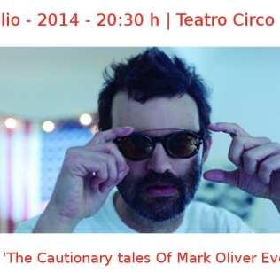 14 julio - 2014 - 20:30 h | Teatro Circo Price | Eels - 'The Cautionary tales Of Mark Oliver Everett' | Veranos de la Villa 2014 | Madrid