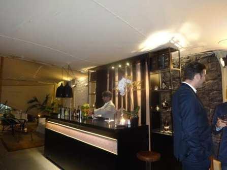 Zacapa Room   Un viaje sensorial al universo del ron Zacapa   Hasta 02-10-2014   Carpa terraza del Casino de Madrid