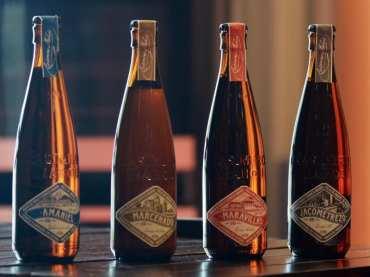 Gastronomía & Cerveza, nuevo concepto del maridaje | Casimiro Mahou & Racó d'en Cesc | Madrid Fusión 2015 | Colección 4 cervezas Casimiro Mahou
