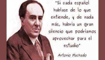 De diez cabezas | Antonio Machado | Pongamos que Hablo de Madrid
