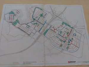 129 barrios en Madrid   Ensanche de Vallecas   Villa de Vallecas   Madrid   Plano PAU de Vallecas