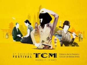 2º Festival TCM   17-19/05/2019   Palacio de la Prensa   Cine Estudio Círculo de Bellas Artes   Madrid   Cartel