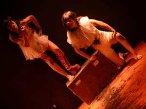 2º Certamen Nacional de Artes Escénicas   Teatros Luchana   Chamberi   Madrid   07/06 - 01/09/2019   'Matanza nacional' de Carlos Baeza Alarcón