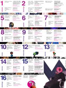 5º Festival de Teatro Social Con-Vivencias | Un viaje por la diversidad | Órbita Diversa | 01-16/06/2019 | Barrio de Lavapiés | Madrid | Programación